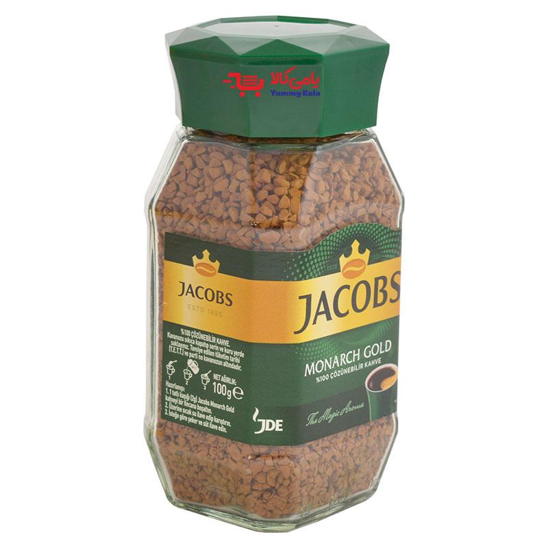 قهوه فوری خارجی جاکوبز(JACOBS)