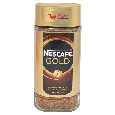 قیمت قهوه فوری نسکافه گلد