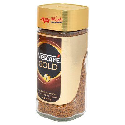 قیمت قهوه فوری نسکافه گلد(NESCAFE GOLD)