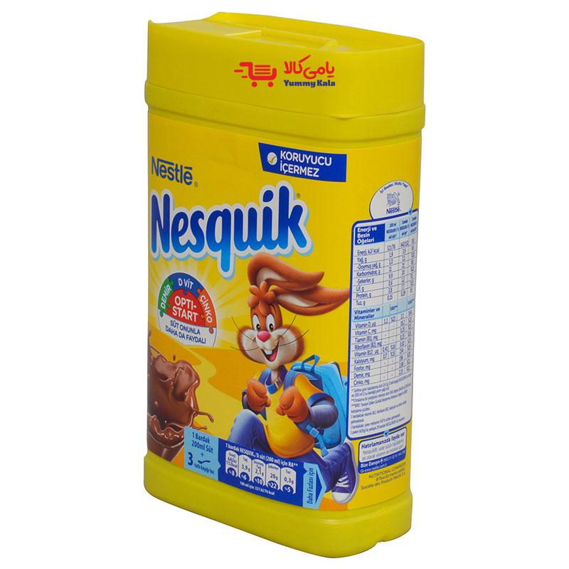 قیمت پودر شیرکاکائو نسکوئیک(Nesquik)