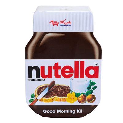 قیمت شکلات صبحانه خارجی نوتلا 750 گرمی