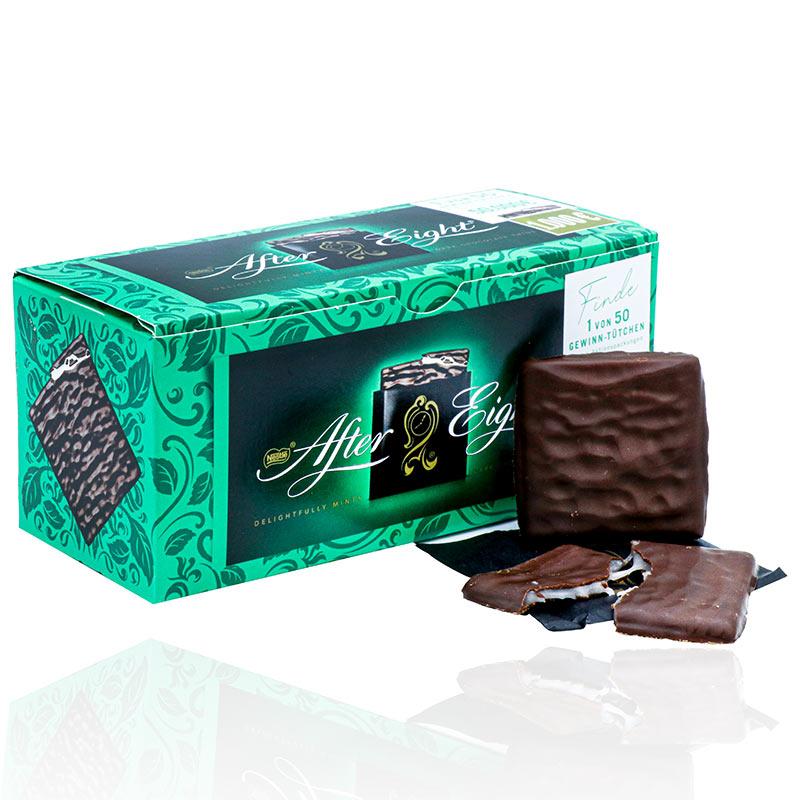 قیمت شکلات after eight نعنایی