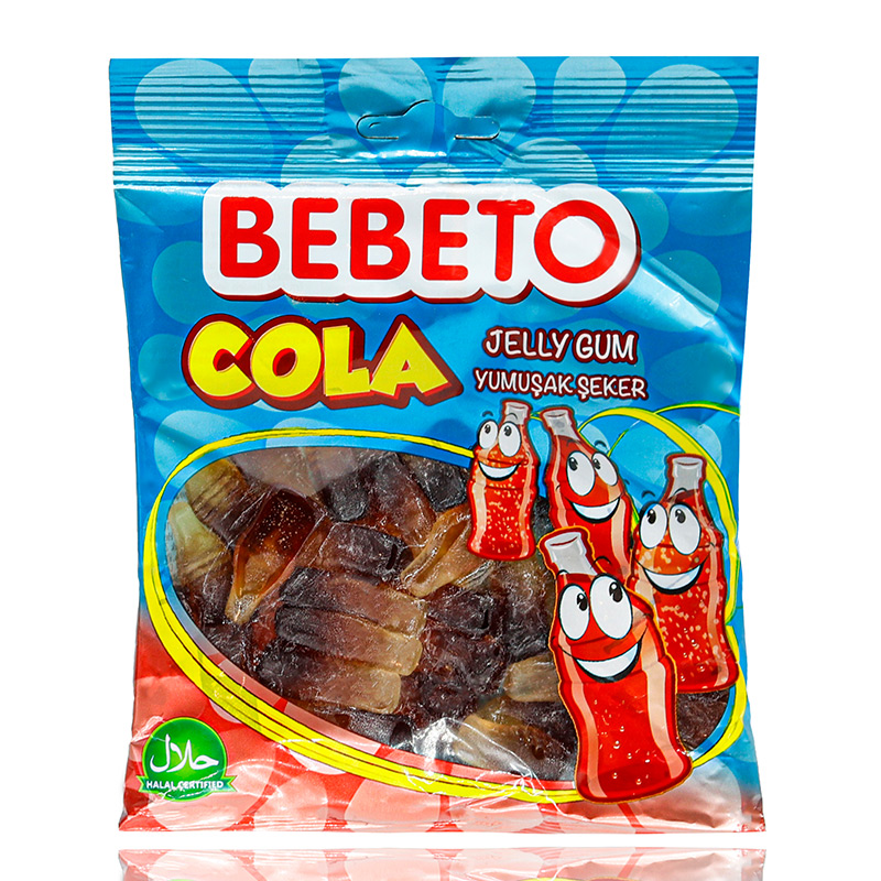 قیمت پاستیل ببتو کولا