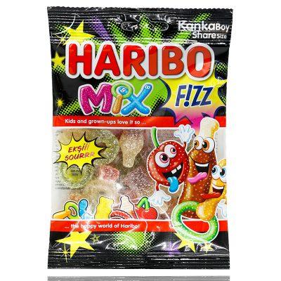 قیمت پاستیل mix هاریبو