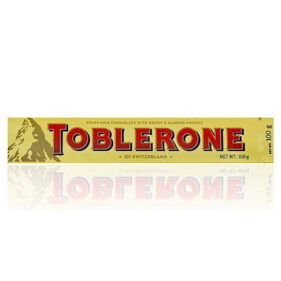 قیمت شکلات تابلرون زرد