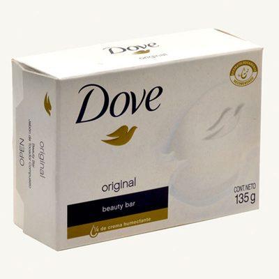 خرید صابون شیر داو Dove