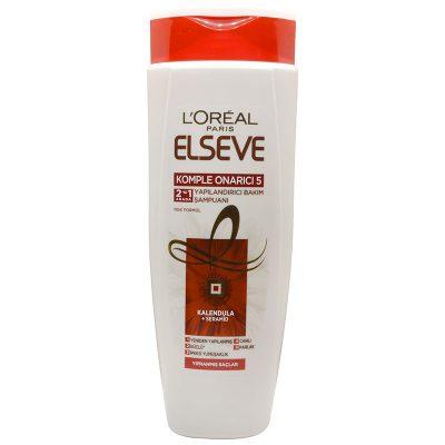 شامپو لورآل سفید Loreal Shampoo Elseve Total Repair -520ml