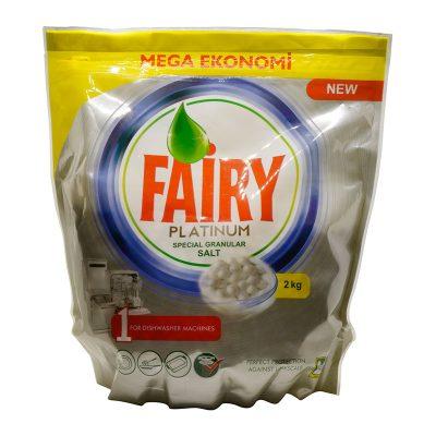 خرید نمک ماشین ظرفشویی فیری