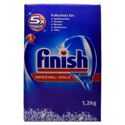 قیمت نمک ماشین ظرفشویی فینیش