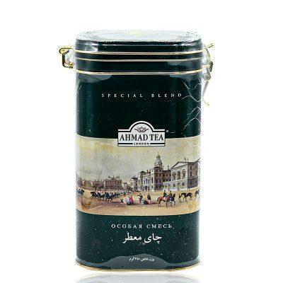 خرید چای احمد قوطی فلزی سبز