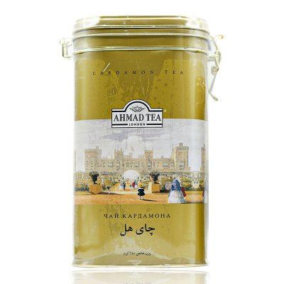 خرید چای سیاه احمد با طعم هل