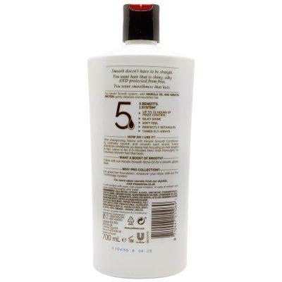 نرم کننده مو ترزمی مدل KERATIN SMOOTH