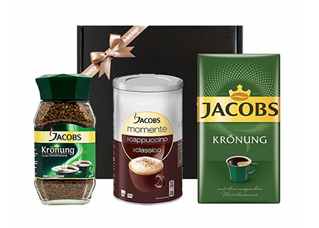 انواع قهوه جاکوبز