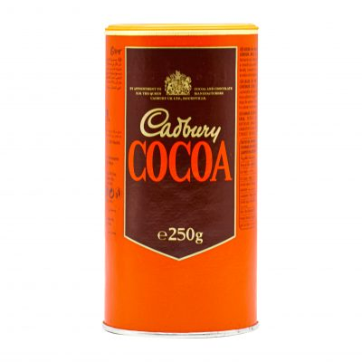 Cadbury Drinking Chocolate .
